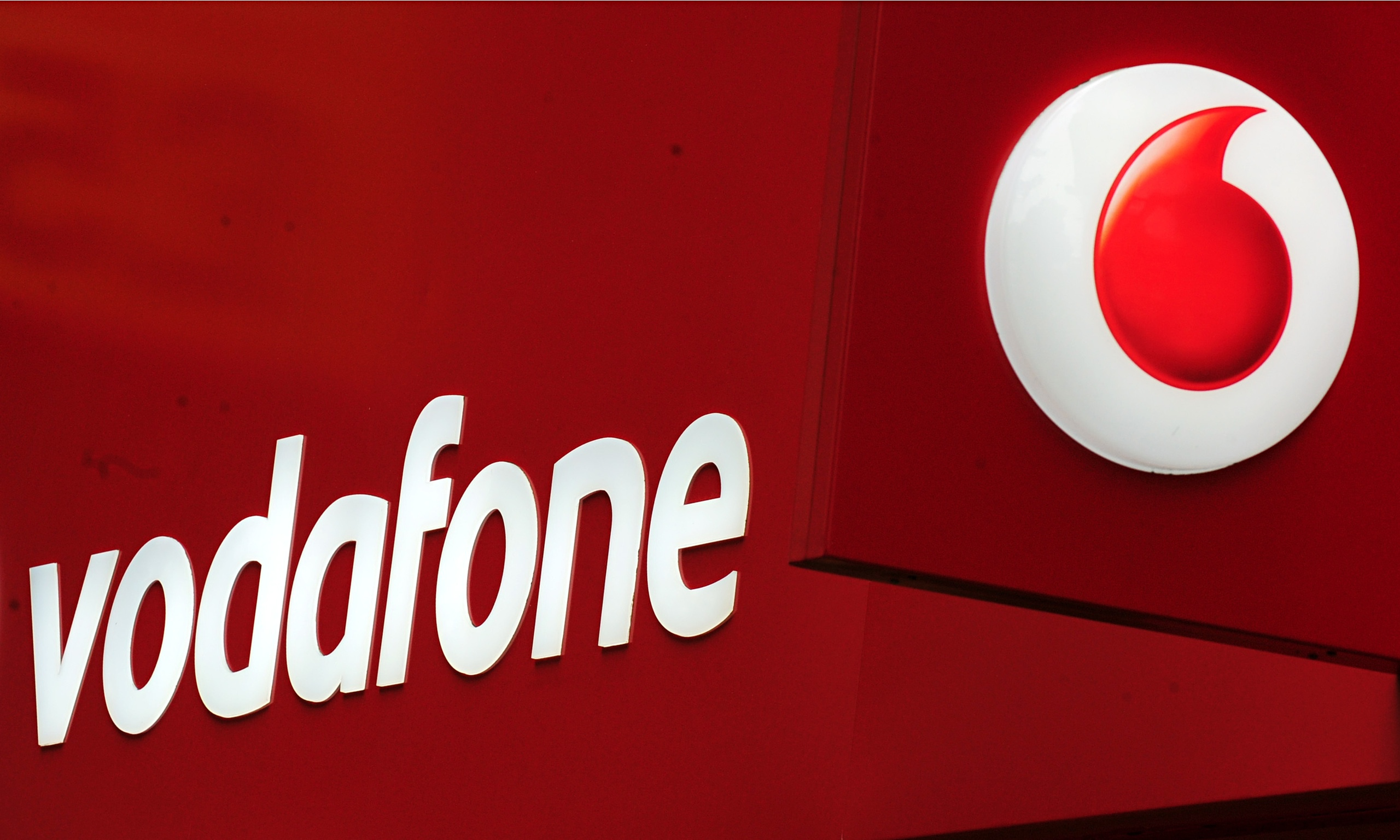 important stocks including vodafone - HD 2560×1536